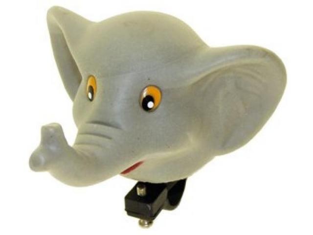 houkačka gumová slon