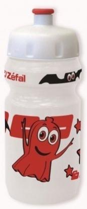 lahev ZEFAL dětská LITTLE Z+držák bílá