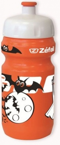lahev ZEFAL dětská LITTLE Z+držák orange